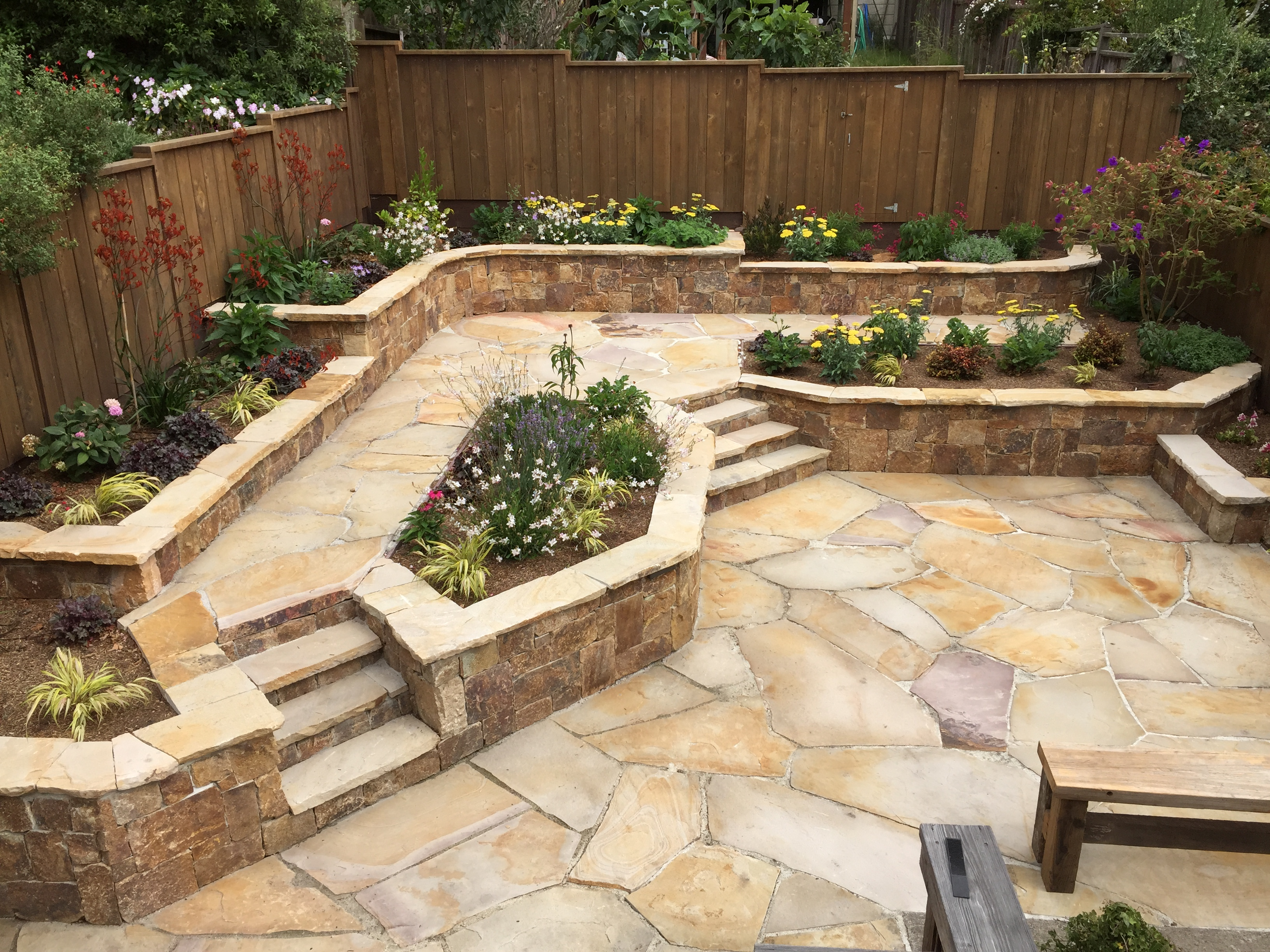 Landscape Stone Ground Cover : Ground cover landscaping